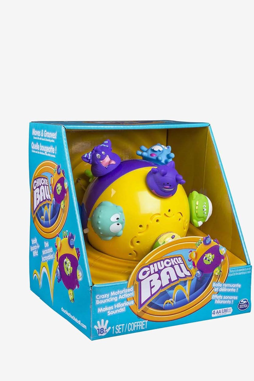Chuckle Ball Jumping Ball with Sounds, Combo