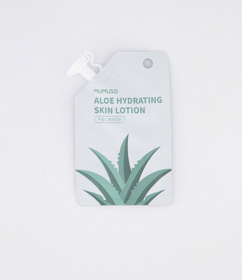 Aloe Hydrating Hand Skin Lotion, 10g