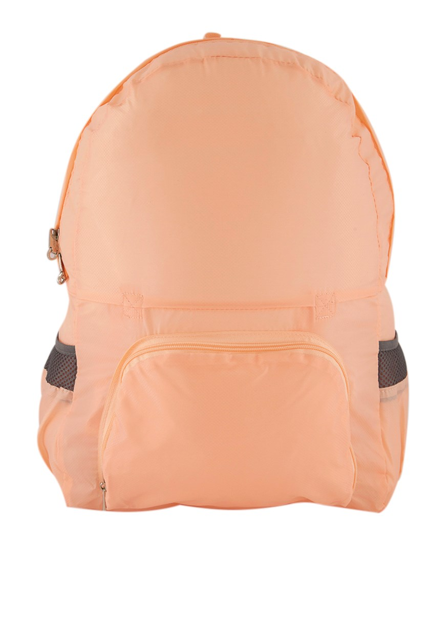 Foldable Backpack, Pink