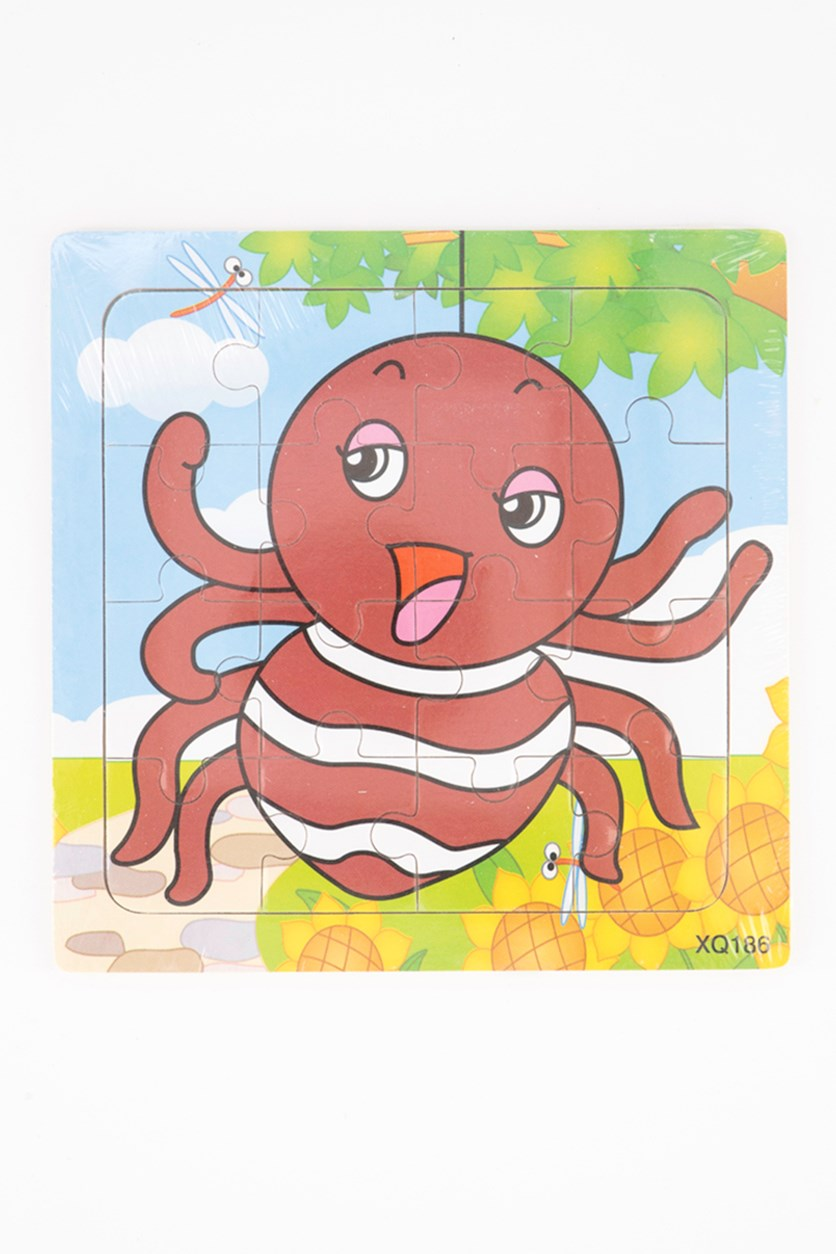 Spider Jigsaw Puzzle For Kids, Combo