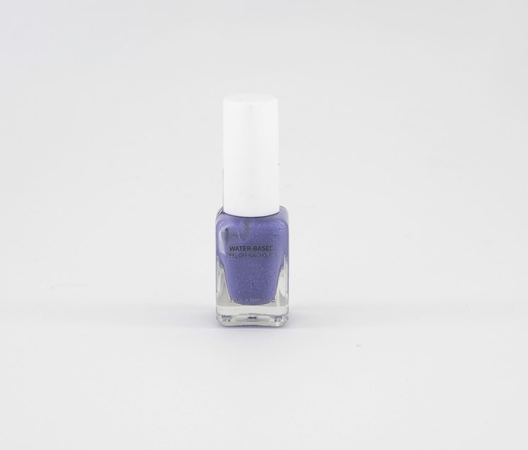 Water-Based Peel Off Nail Polish, Blueberry