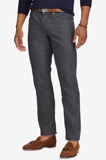 Men's Prospect Straight Stretch Jeans, Dark Grey