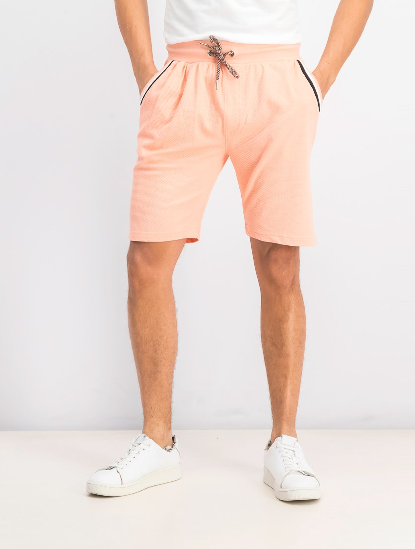 Men's Drawstring Short, Salmon