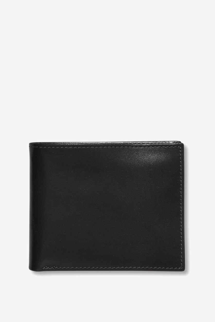 Men's Sutton Passcase Wallet, Black