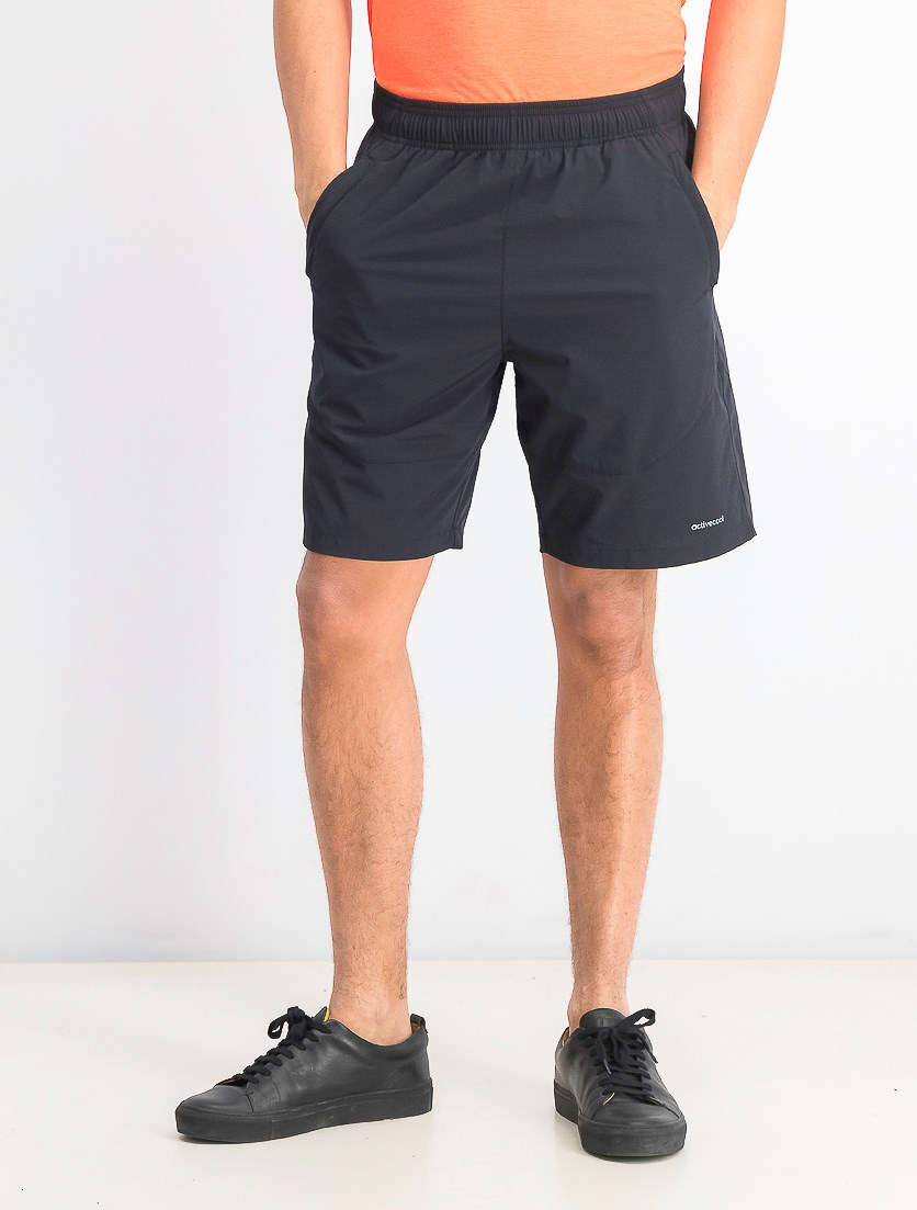 Men's Active Long Short, Black