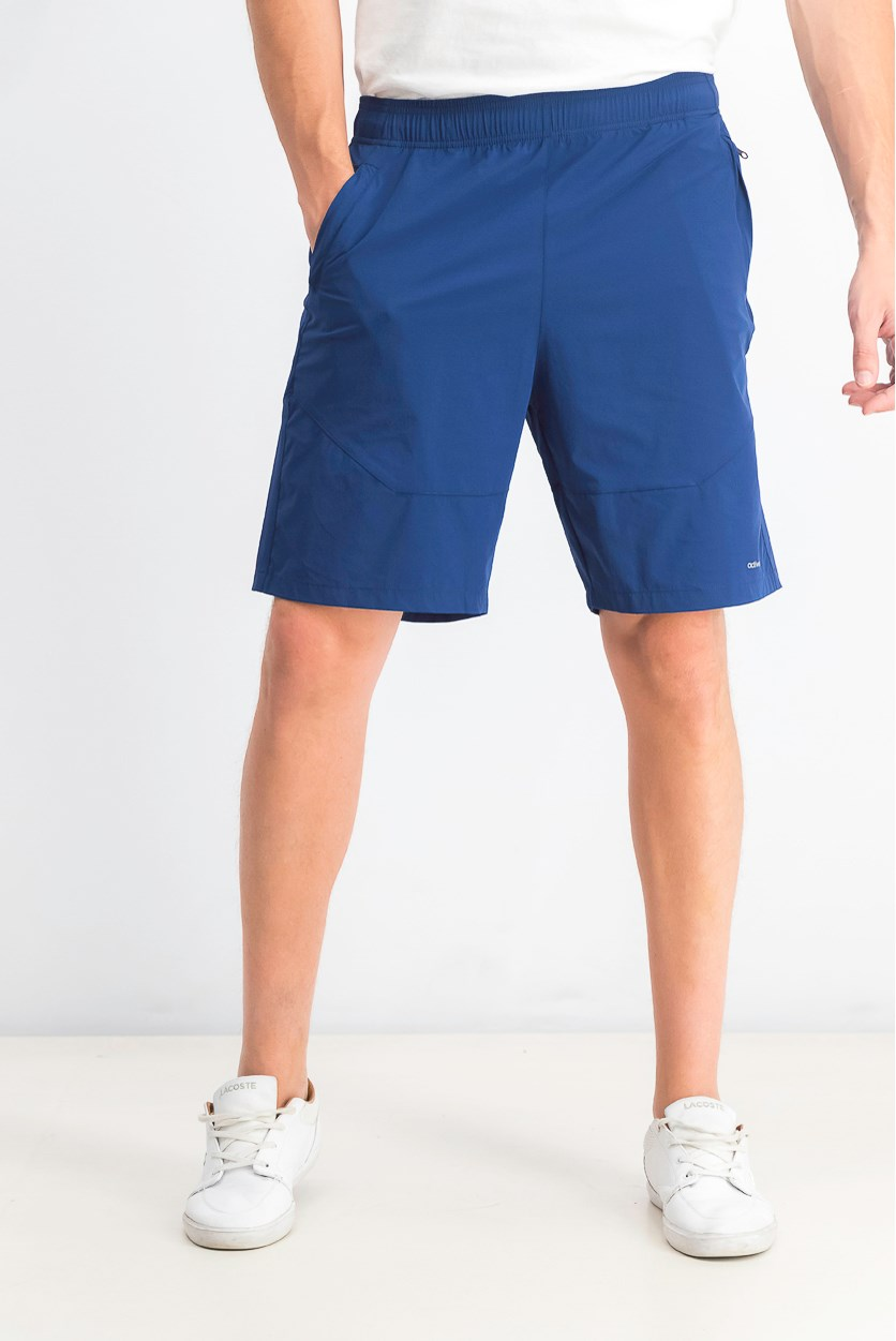 Men's Active Long Short, Estate Blue