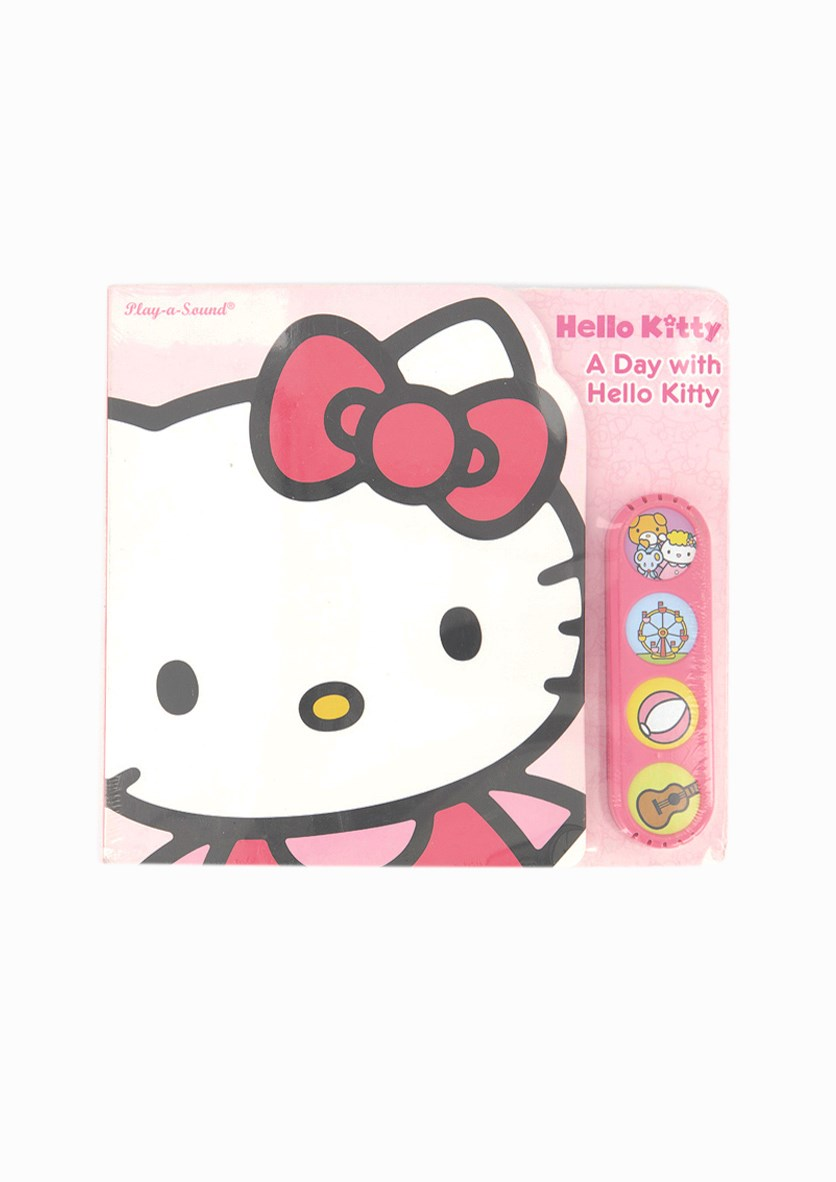 A Day with Hello Kitty, Pink