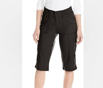 Women's Relaxed-Fit Taylor Capri Pant, Black