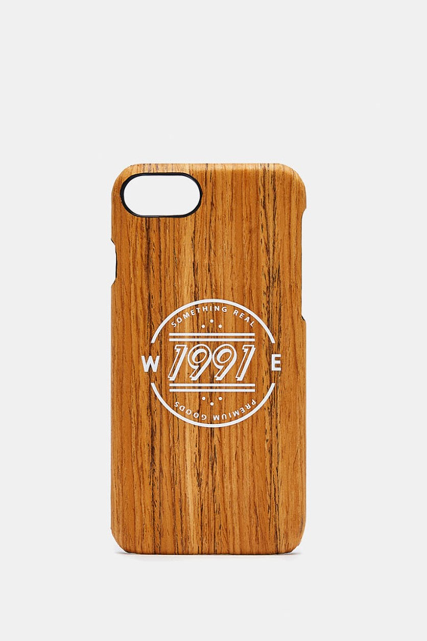 Compatible Iphone Case, Brown