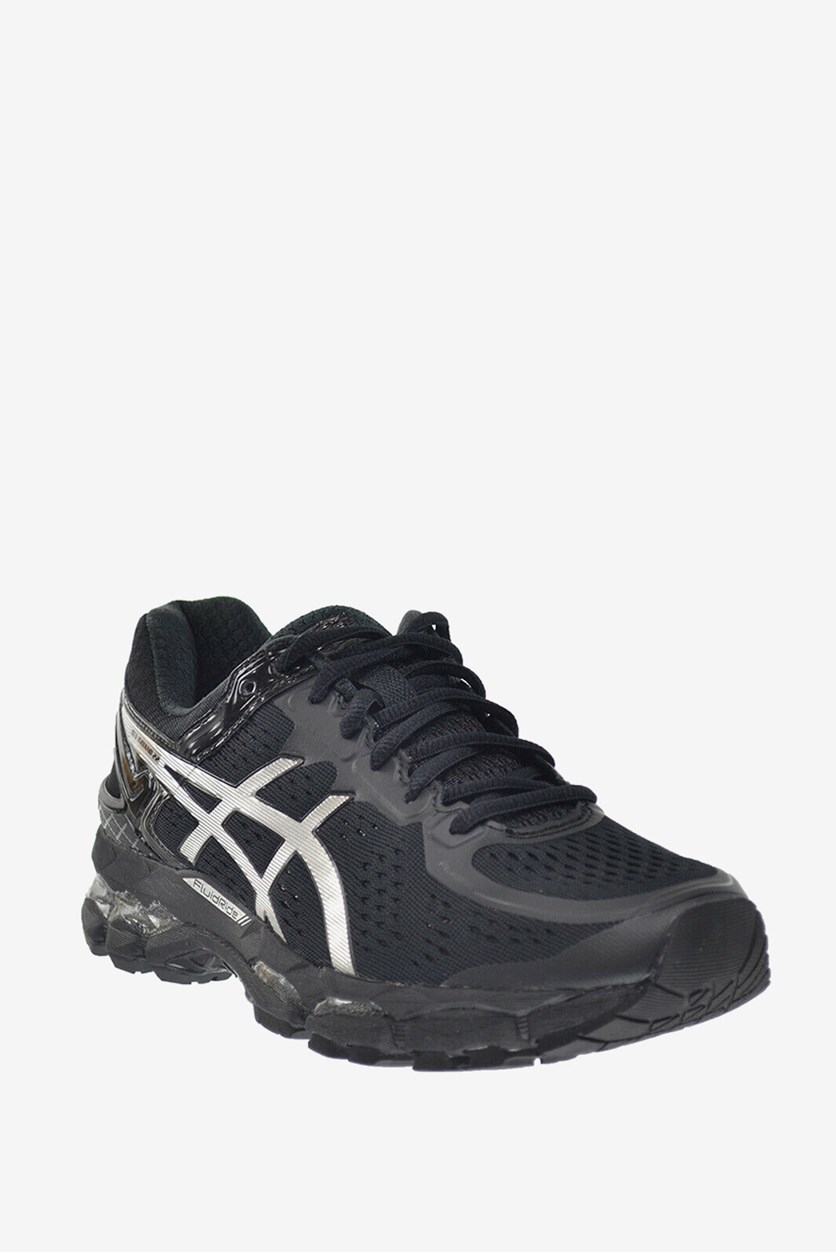Women's Gel-Kayano Shoes, Onyx/Silver/Charcoal