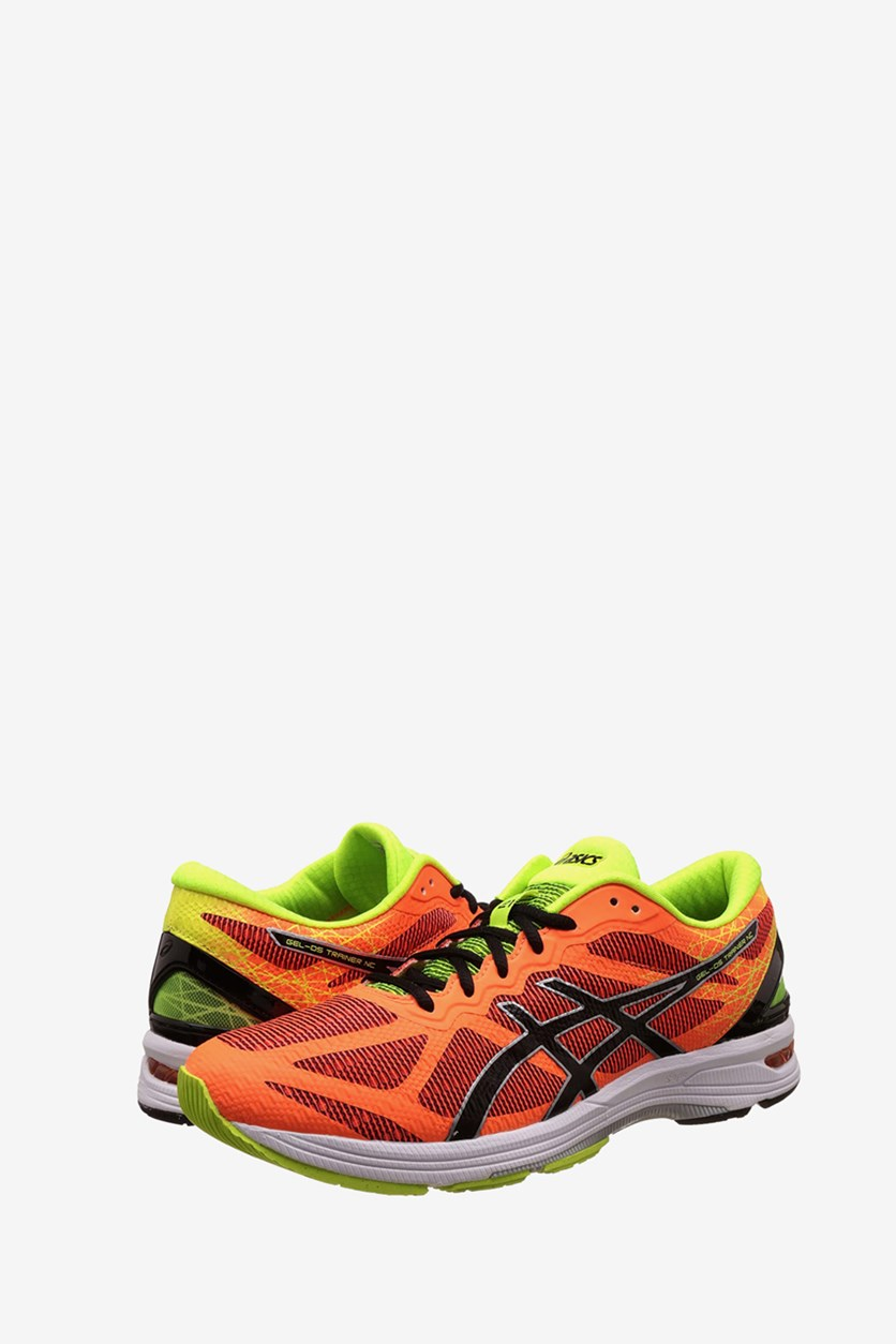 Men's Gel-DS Trainer 21 Shoes, Hot Orange/Black/Flash Yellow