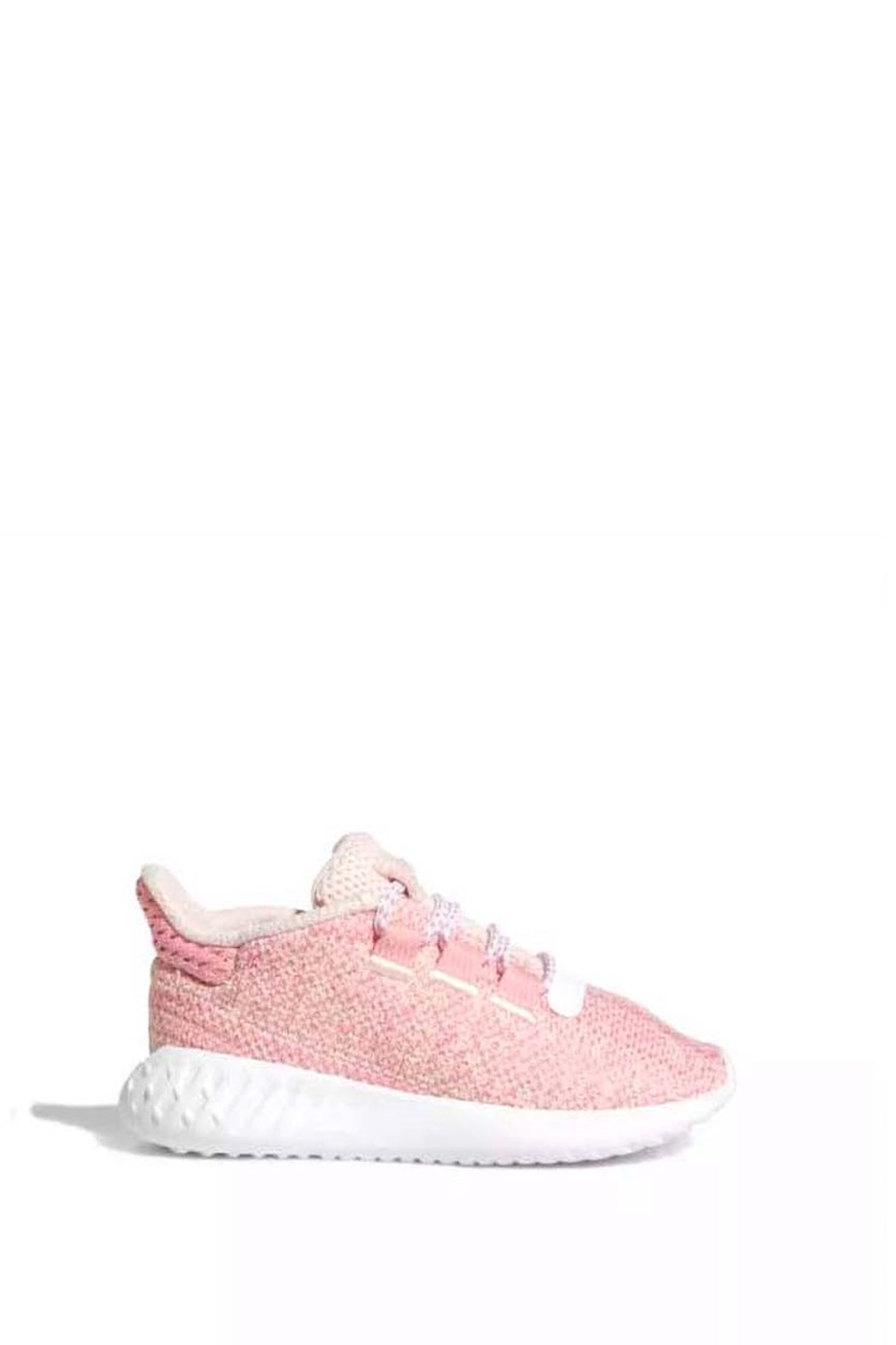 Baby Girl's Lace Up Shoes, Pink