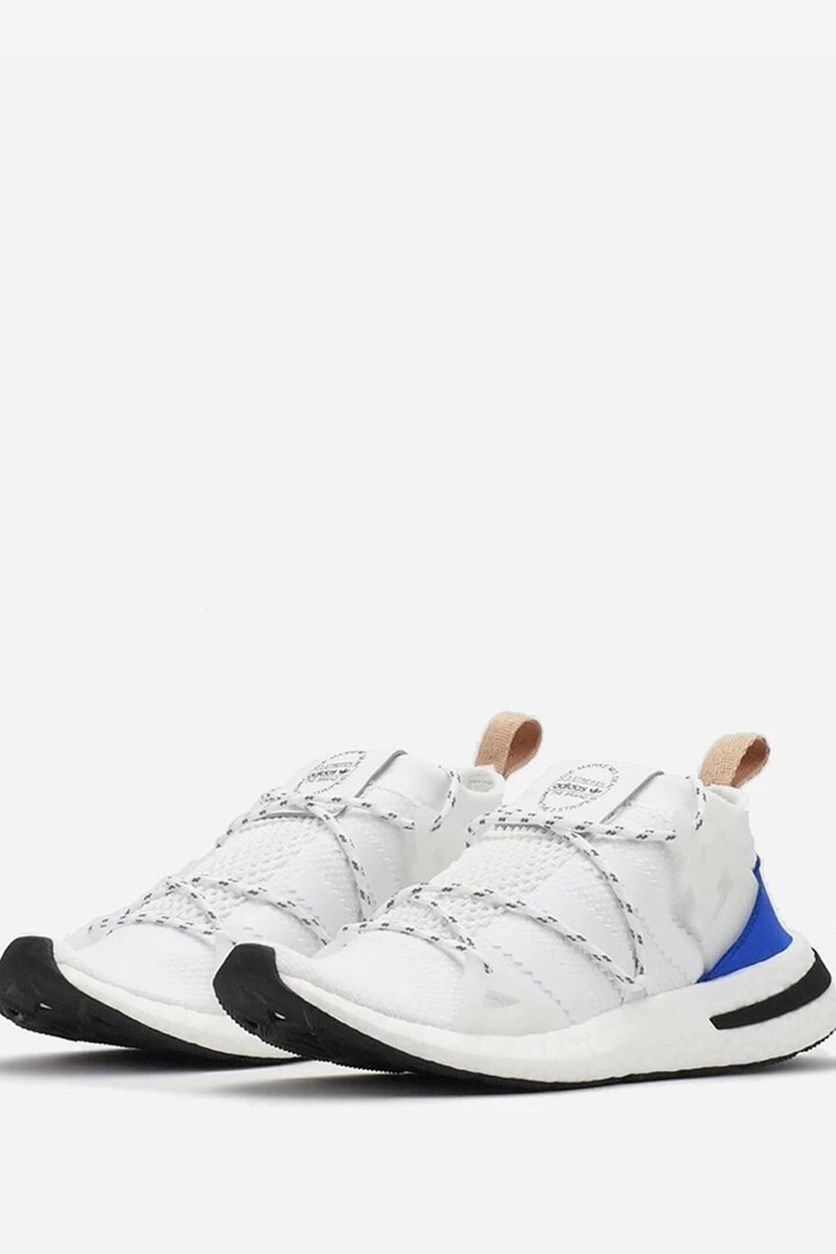 Women's Arkyn Shoes, White/Blue Combo