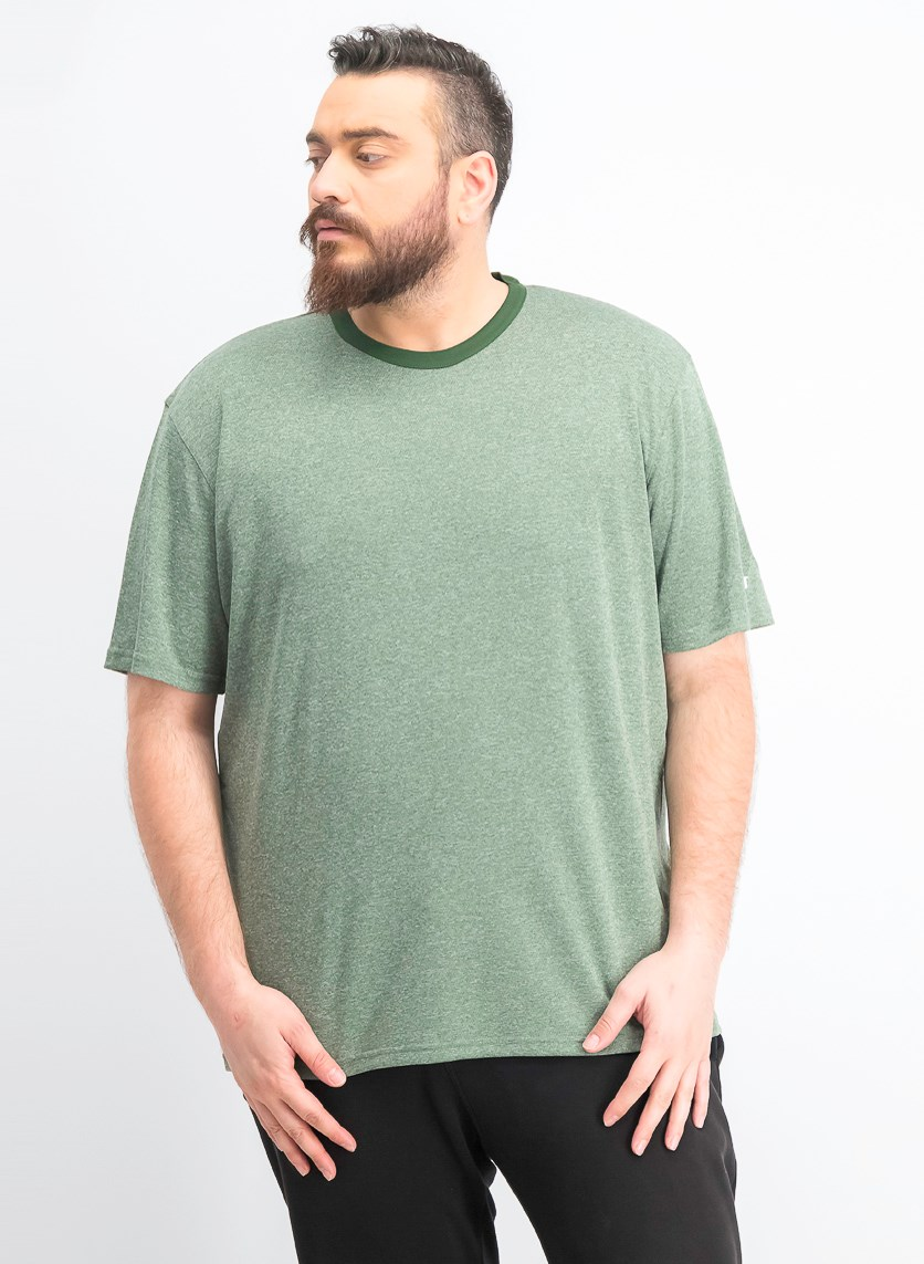 Men's Authentic Shortsleeve T-Shirt, Dark Green