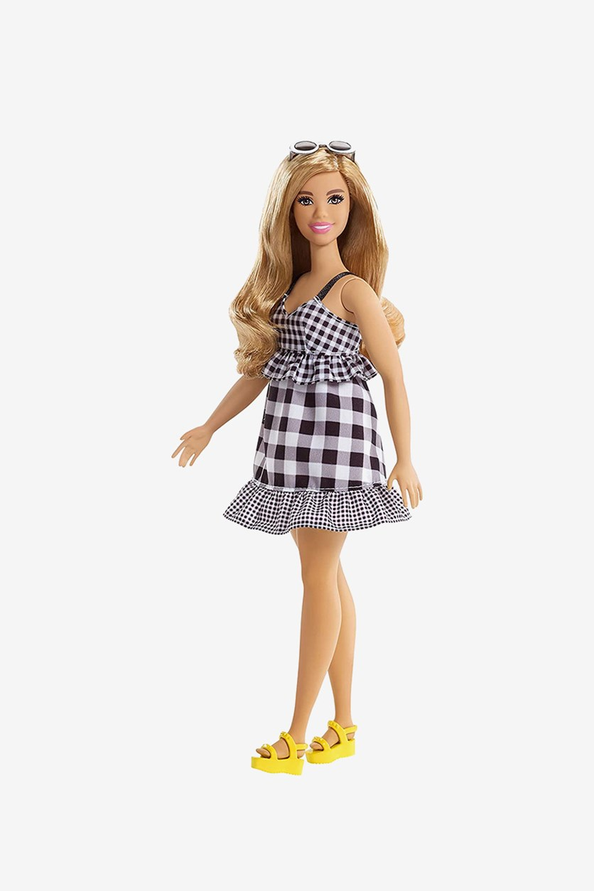 Fashionistas Check Me Out Doll, Black Combo