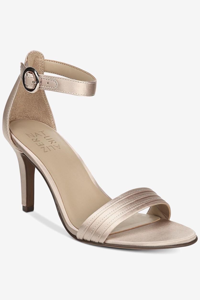 Women's Kinsley 2 Dress Sandals, Chai Satin