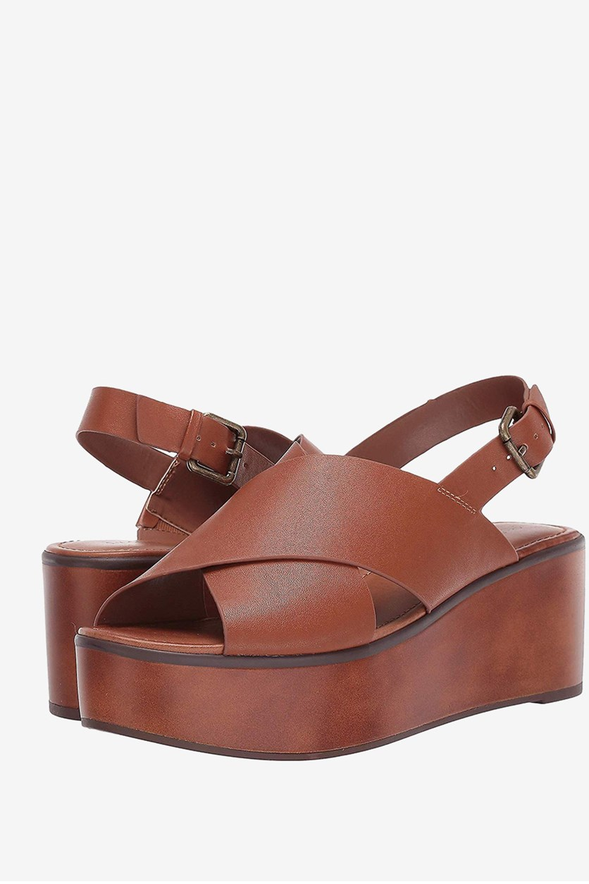 Women's Fayina 2 Wedges, Brown