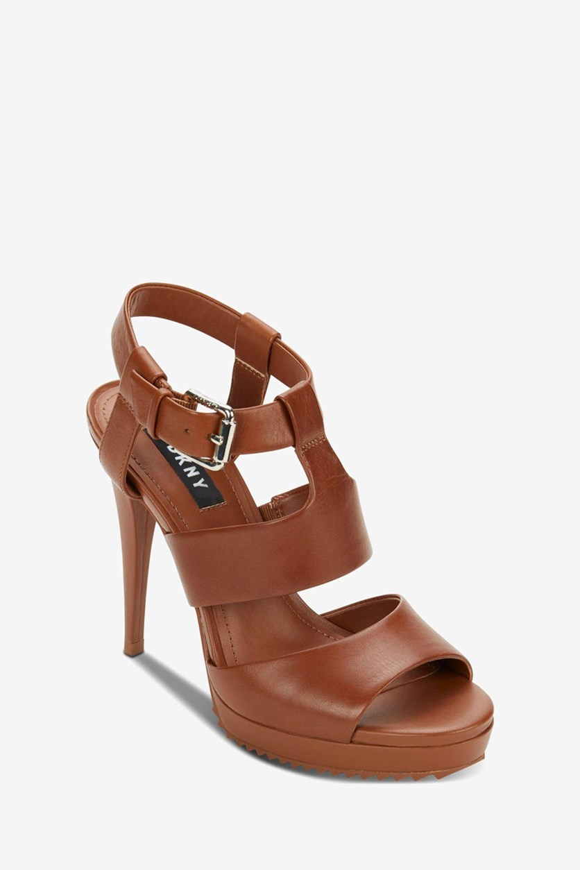 Women's Vanessa Dress Sandals, Brown