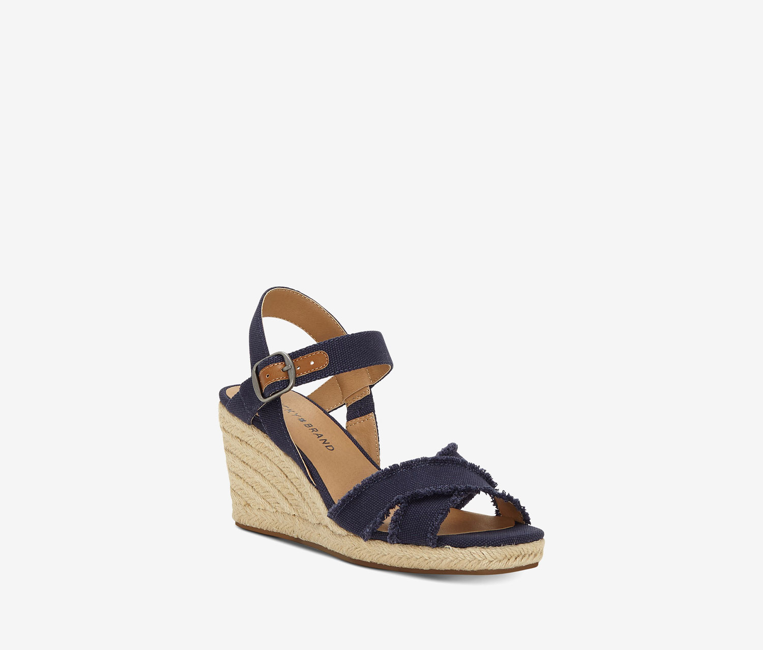Women's Margaline Wedge Sandals, Indigo