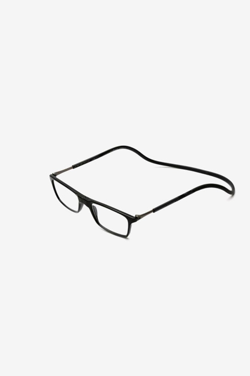 +1.00 D Unisex Reading Glasses, Black