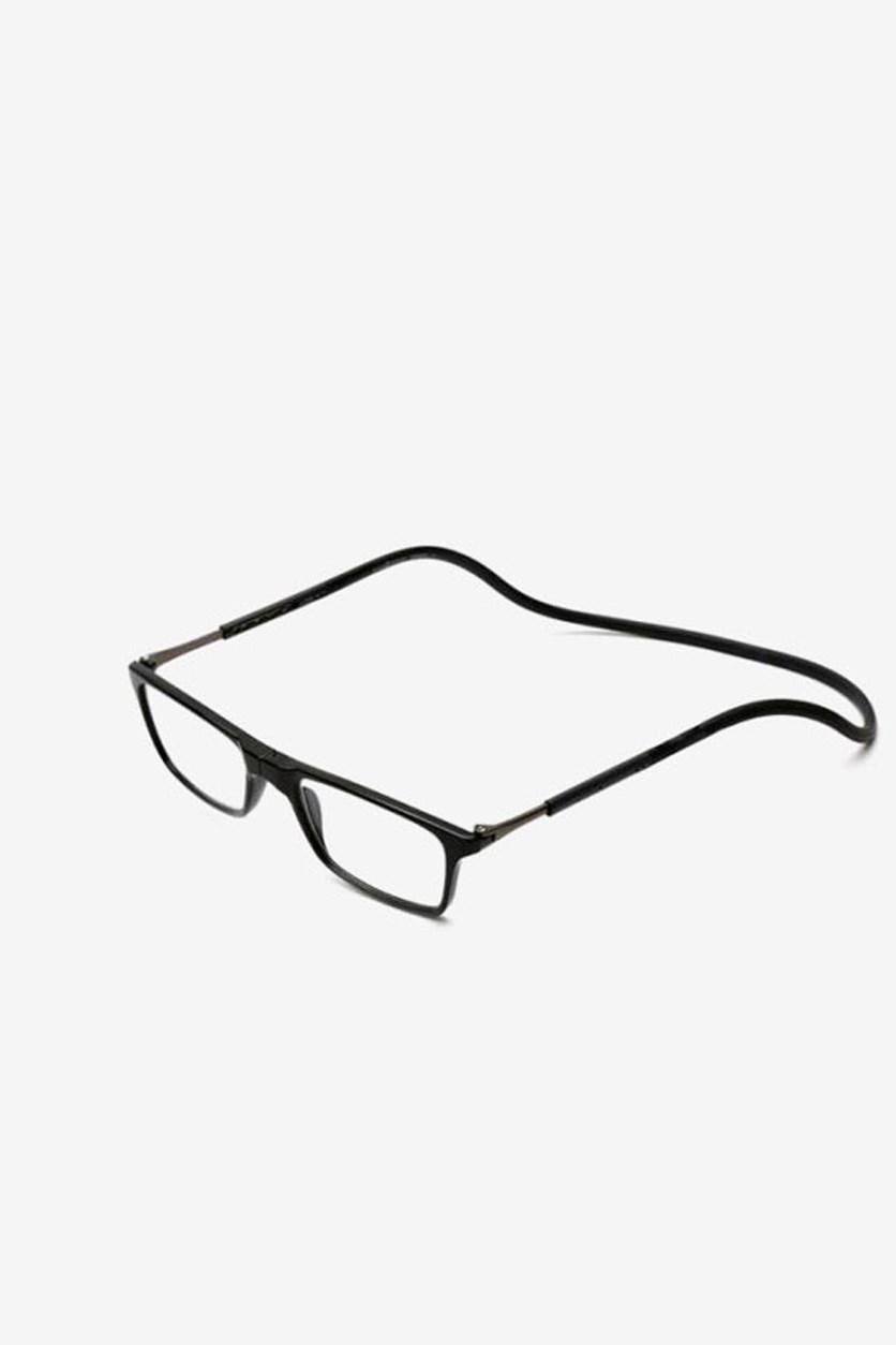 +1.50 D Unisex Reading Glasses, Black