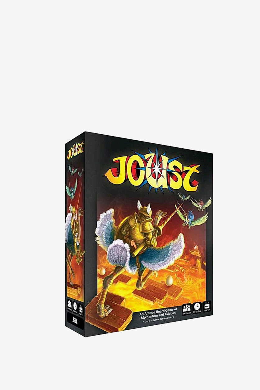 Williams' s Joust Board Game, Black