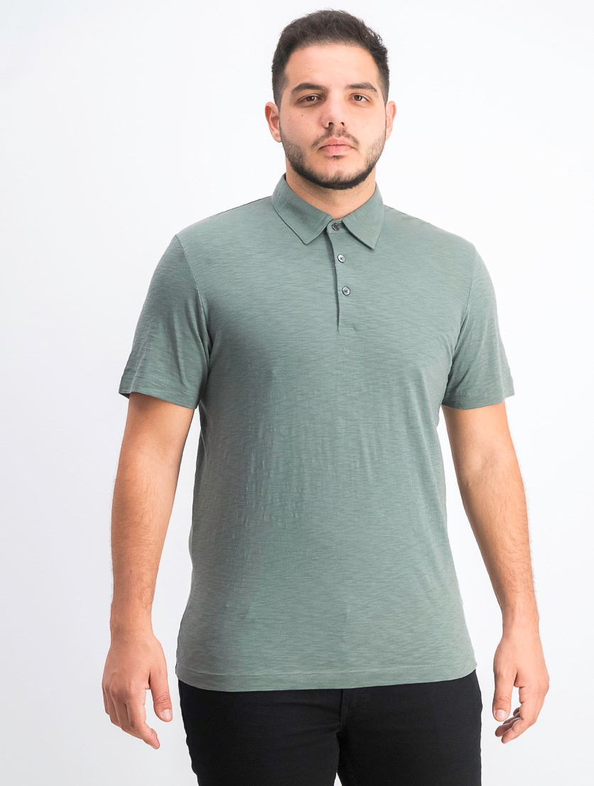 Men's Cosmos Polo Shirt, Everglade