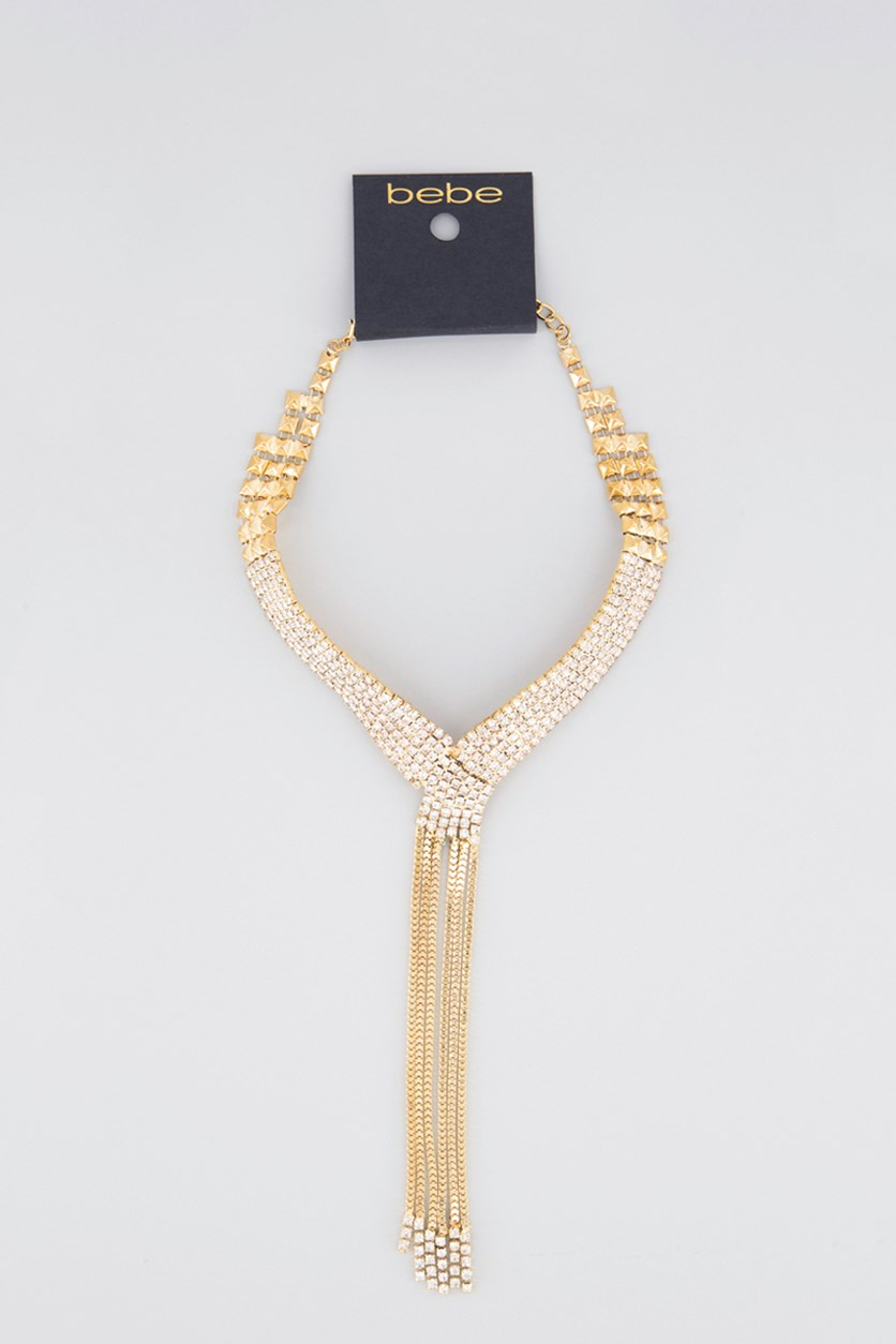 Women's Choker, Gold Plated