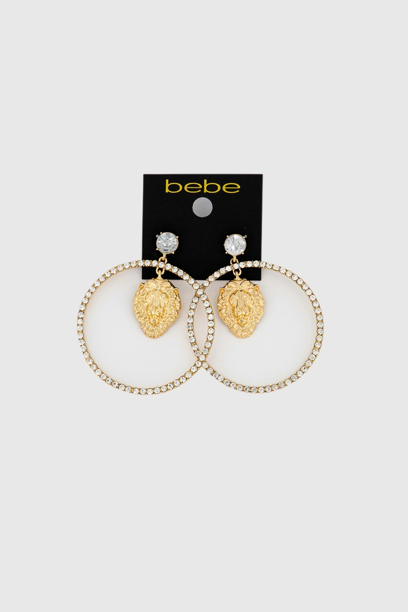 Women's Fashion Earings, Gold