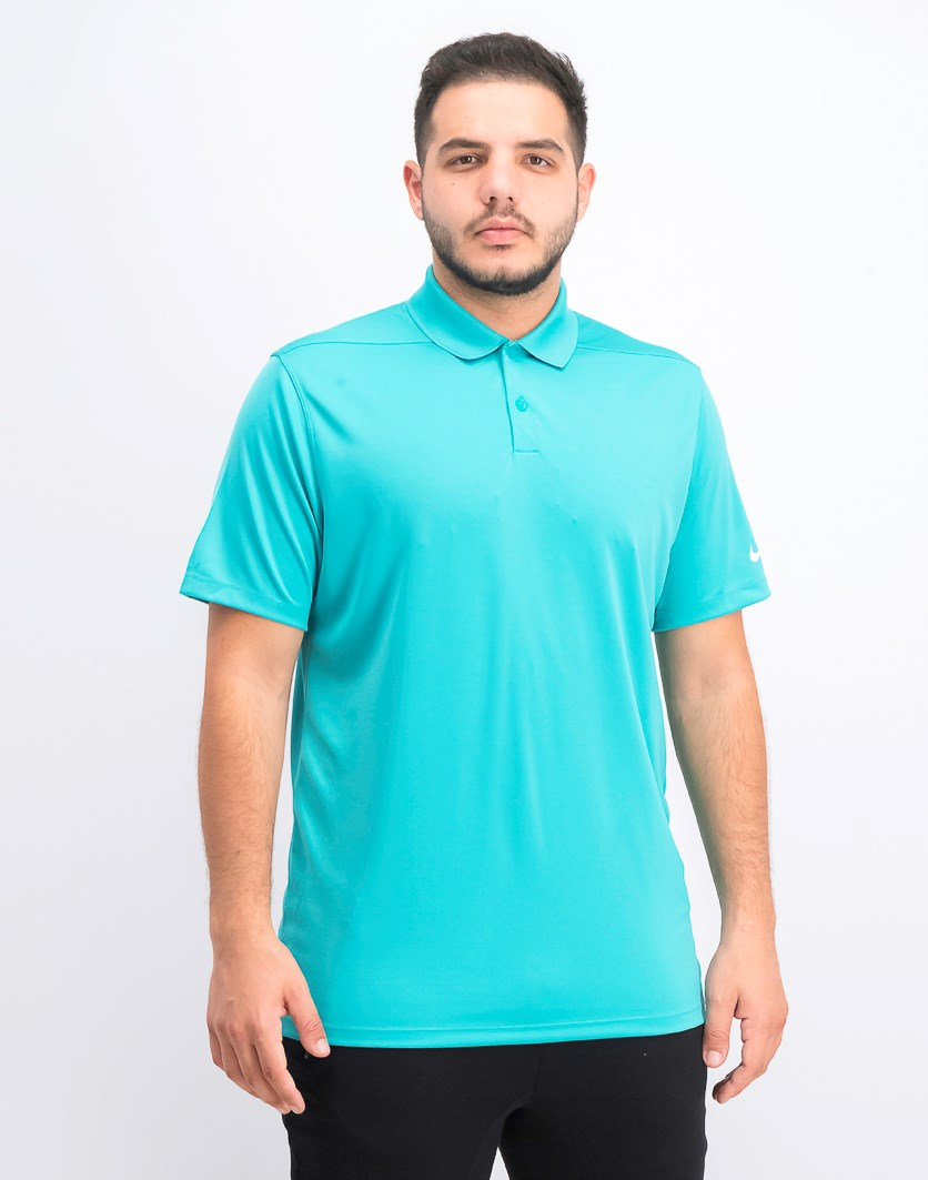 Men's Dry Victory Golf Polo, Teal