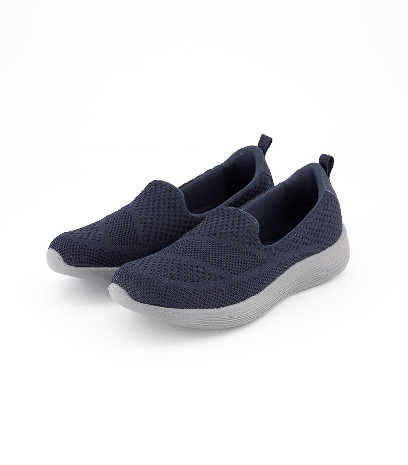 Women's Bass Cruise Shoes, Navy