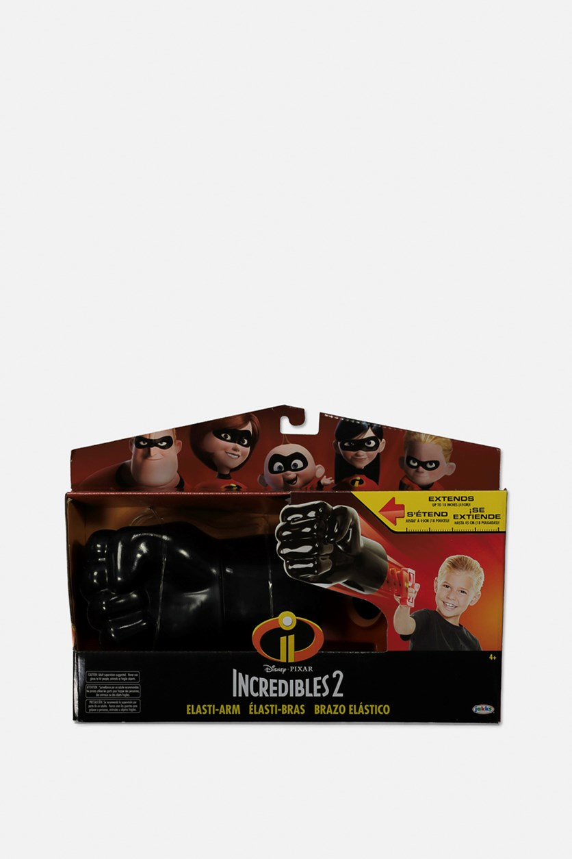 The Incredibles 2 Collapsible Elasti-Arm, Black/Red