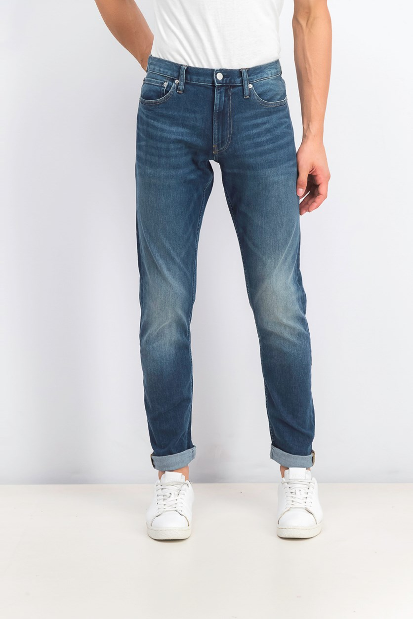 Men's Slim-Fit Jeans, Cool Collum