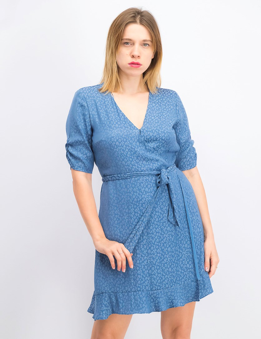 Women's Shift Dress, Waterscape