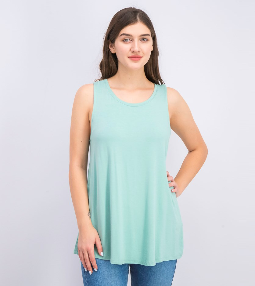 Women's Swing-Fit Tank Top, Sweet Mint