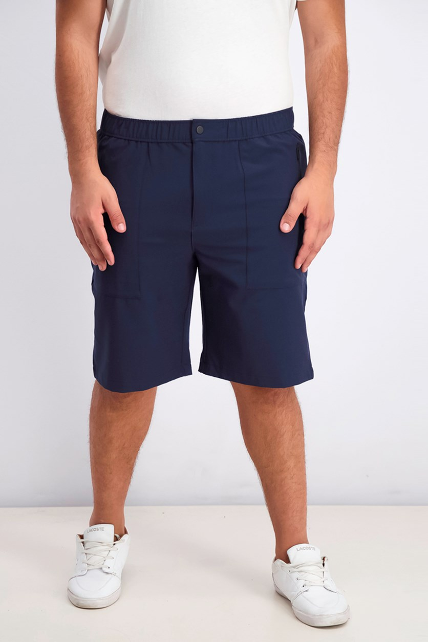Men's 10.5 Refined Tech Shorts, Navy Blazer