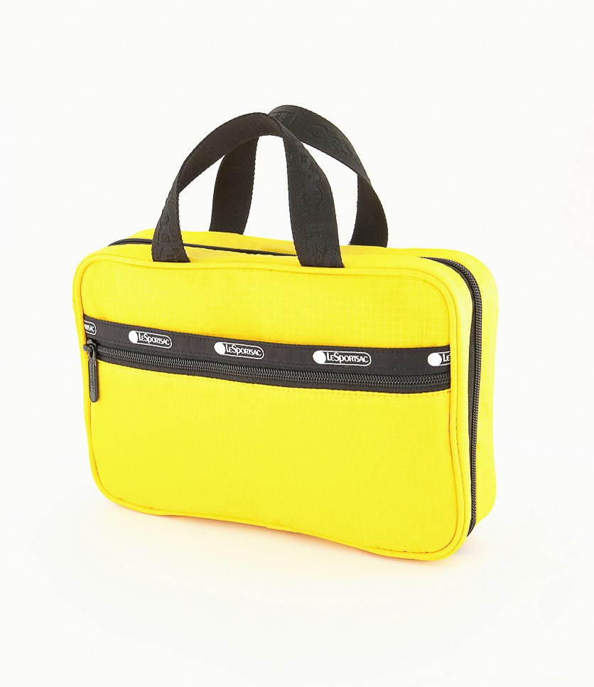 Candace Cosmetic Carrier, Mango
