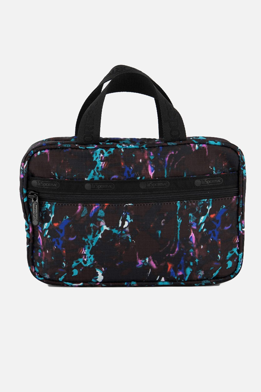 Women's Candace Cosmetic Carrier, Black Combo
