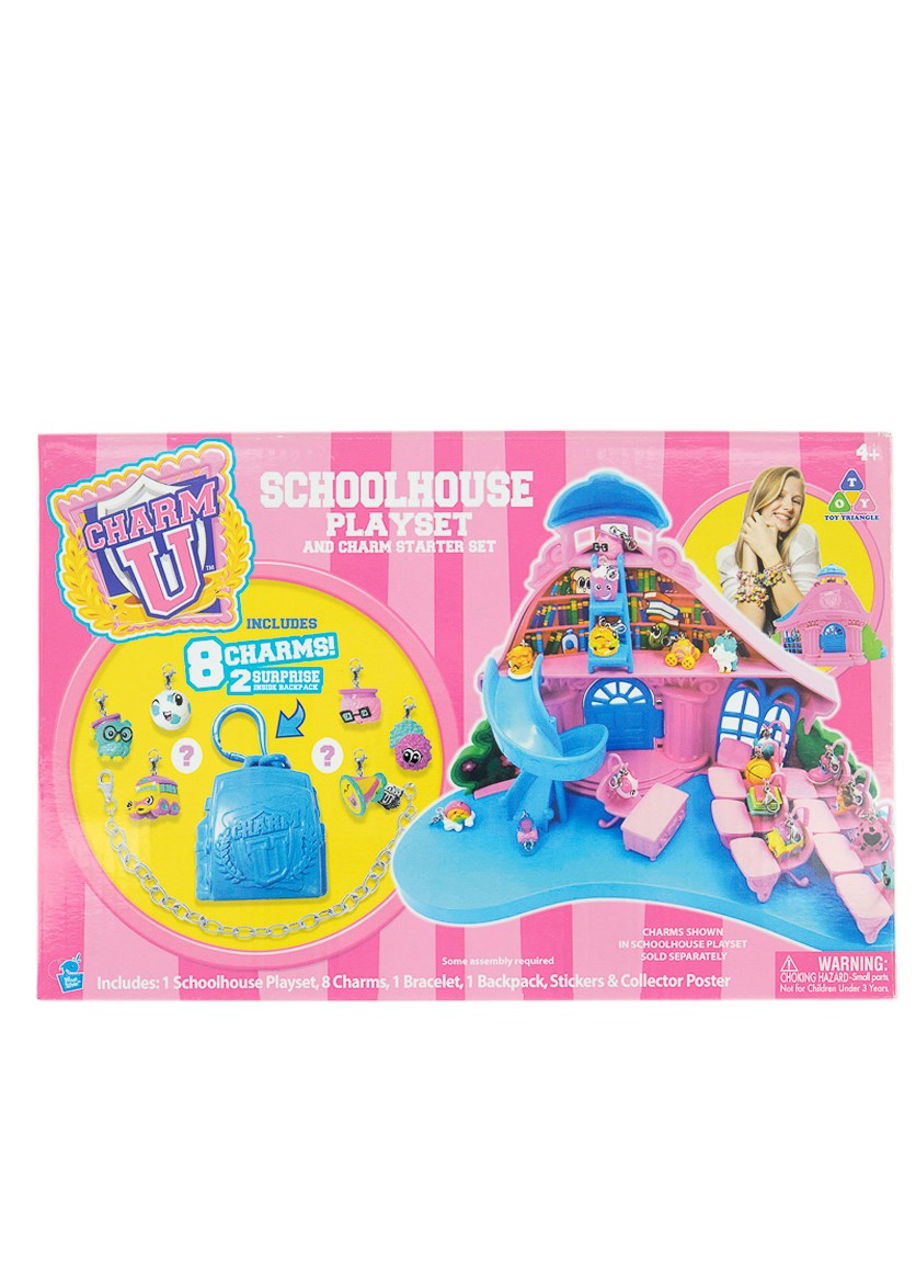 School House Play Set, Pink Combo