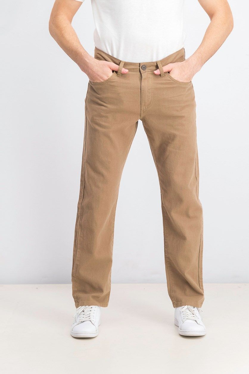 Men's Pensacola Linen Pants, Khaki