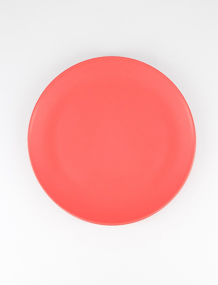 Rondo Flat Plate, Red