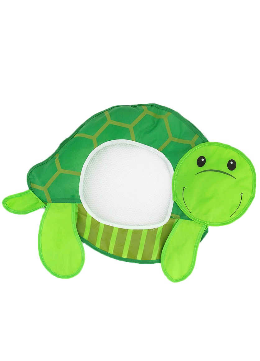 Turtle Storage Bath Toy, Green