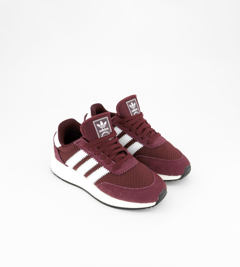 Men's Running Shoes, Maroon/Cloud White/Core Black