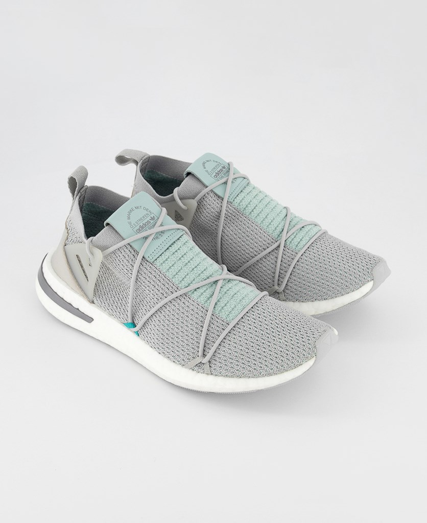Women's Arkyn Sneakers, Grey/Ash Green