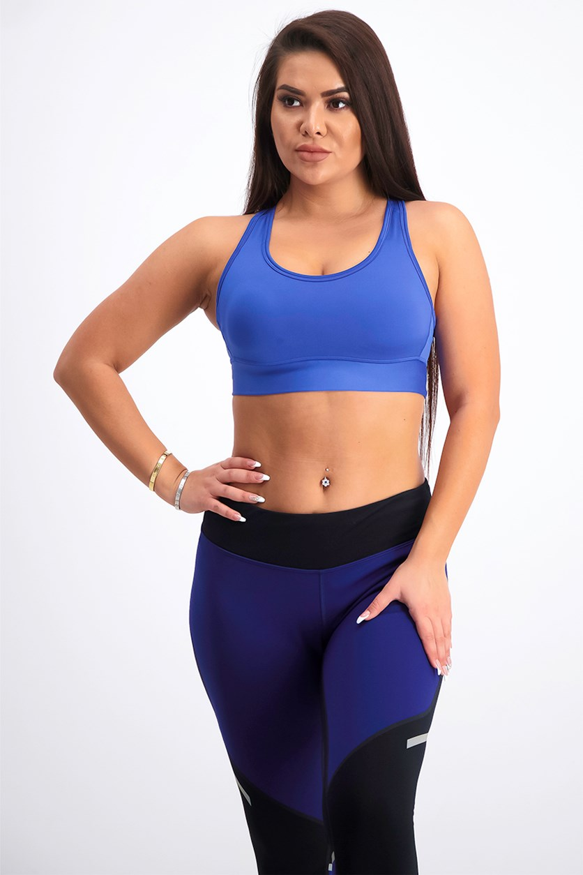 Women's Tough Bra, Blue