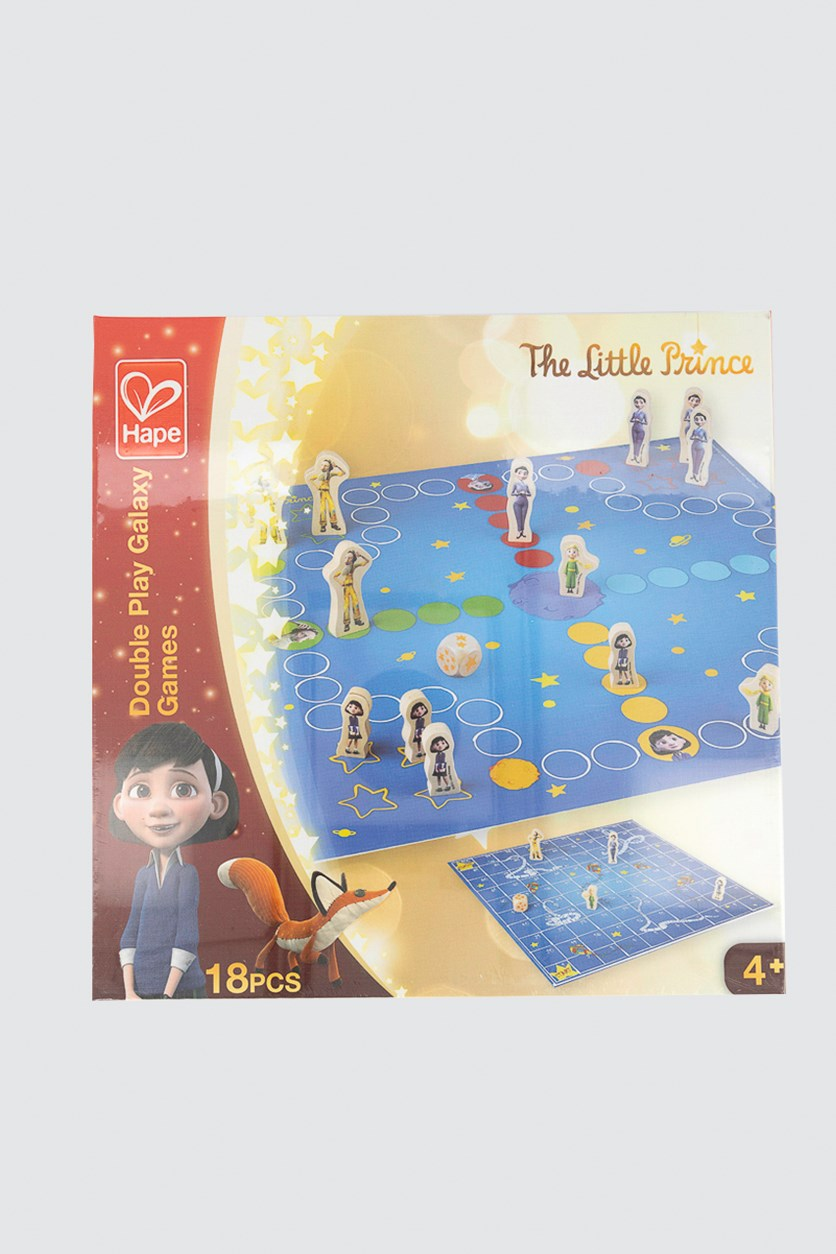 The Little Prince Double Play Galaxy Games, Blue