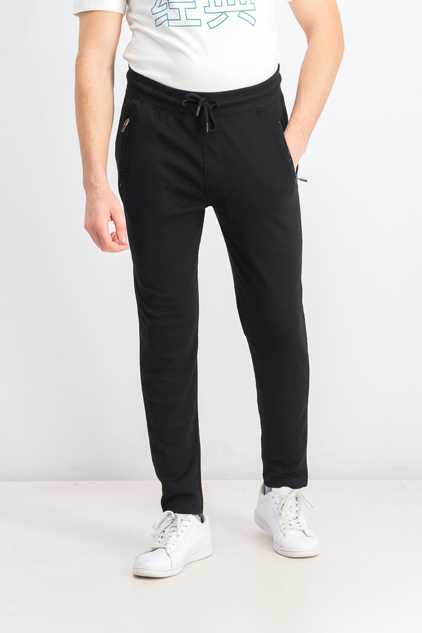 Men's Gannon Jogger Pants, Black