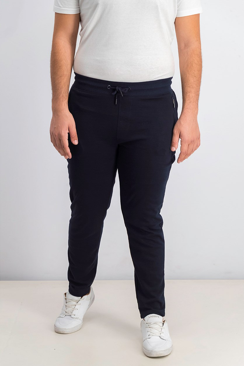 Men's Gannon Jogger Pants, Navy Blue