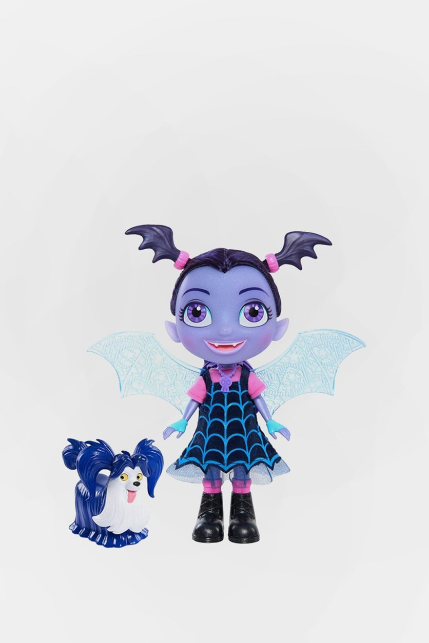 Bat-tastic Vampirina Talking Figure, Purple Combo