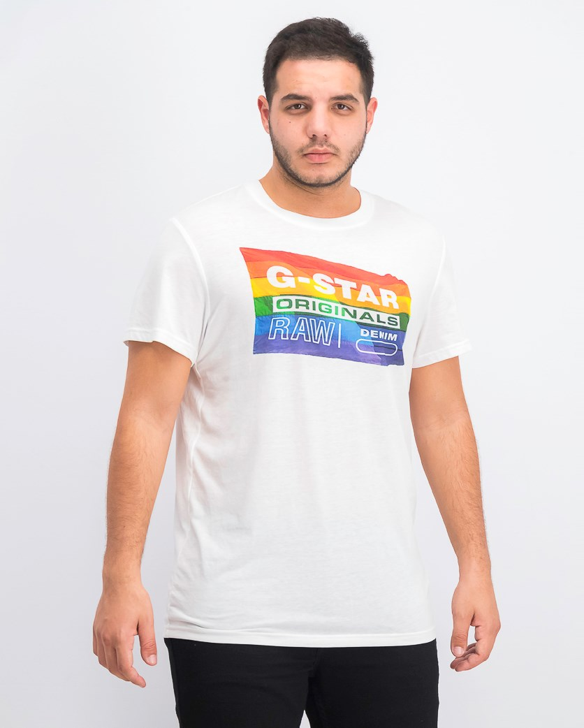 Men's Pride Originals T-Shirt, White